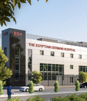The Egyptian German Hospital – 120 Bed